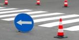 Движение по дороге в Поле блокировки