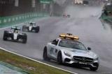 Гран-при Бразилии: mercedes были первыми