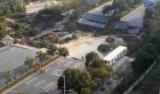 В Китае провалилась маршрут, по которому строить подземные