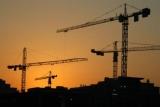 Строительные предприятия увеличили объем работ до 36,3 млрд гривен