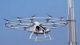 В Дубае испытали беспилотное летающее такси
