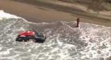 Машина Аль-Раджі ледь не вирушила в Тихий океан на п'ятому етапі Дакару
