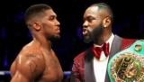 Президент WBC не исключает возможности проведения боя Джошуа – Уайлдер в Африке