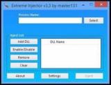 Инжектор dll файлов в CS: GO