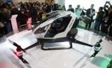 Летом в Дубай беспилотный самолет-такси
