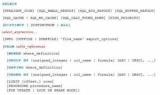 В MySQL запрос Select: описание, особенности и требования
