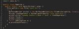 Как сделать запись в файл в Java