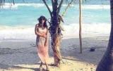 Украинская суперстар похвасталась бикини на пляже в Мексике