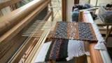 Как определить долевую нить на ткани?