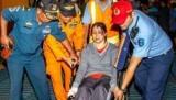 Десятки пропавших без вести в смертельной паром пыхает