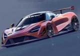 Макларен объявил, что GT3 гоночный 720s категории купе