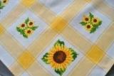 Вышивка крестом подсолнухов: схемы, советы, идеи для оформления