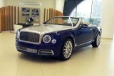 Bentley Grand Convertible: кабриолет $3.5 млн.