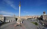 Майдан Незалежности и Крещатик, 9 и 10 сентября зависает