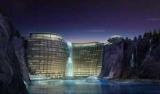 В Шанхае построить роскошный отель в каменоломне