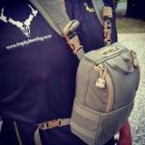 Пластиковые карабины - удобная фурнитура для рюкзаков и сумок