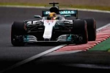 Гран-прі Японії: Хемілтон завоював поул, Феттель показав третій результат