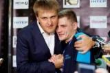 Красюк назвал планы Денис Беринчик после победы в титульном бою