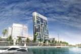 В Дубае отвлекся небоскреб-iPod