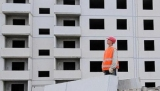 В Украине выросли объемы строительных работ