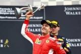 Феттель виграв Гран-прі Бельгії